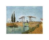 Bridge Giclée-vedos tekijänä Vincent van Gogh