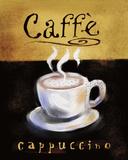 Caffé Cappuccino Posters tekijänä Anthony Morrow