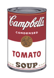 Campbell's Soup I: Tomato, 1968 Affiches par Andy Warhol