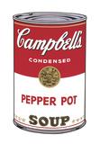 Campbell's Soup I: Pepper Pot, 1968 Plakater af Andy Warhol