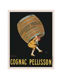 Cognac Pellisson 高画質プリント : ビンテージポスター