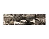 Central Park Bridges (tryptych) Poster par Chris Bliss