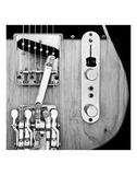 Classic Guitar Detail VIII Poster av Richard James