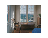 Corner Room Prints by Edward Gordon