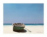 Coastal Respite Pósters por Zhen-Huan Lu