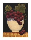 Cup O Grapes Posters par Diane Ulmer Pedersen