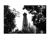 Eiffel I Posters af Tom Artin