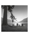 Crescent Lake I ポスター : モアゼス・レヴィ
