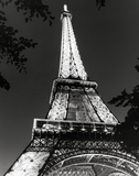 Eiffel Tower Poster by Chris Bliss