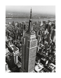 Empire State Building, New York Affiches par Christopher Bliss