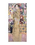 Portrait of Ria Munk III, 1917-1918 Póster por Gustav Klimt