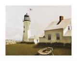 Point Lookout, Maine Láminas por Zhen-Huan Lu