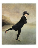 Reverend Walker Skating Stampe di Sir Henry Raeburn