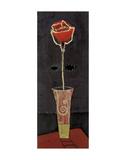 Rose Glamour Affiche par Ernst Thule
