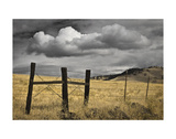 Siskiyou County Landscape Affiches par David Lorenz Winston