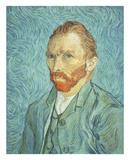 Self Portrait Posters por Vincent van Gogh