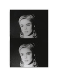 Screen Test: Edie Sedgwick, 1965 Giclee Print by Andy Warhol