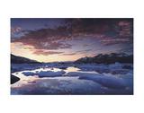 Die St. Elias-Berge Kunstdrucke von Art Wolfe