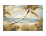 Shoreline Palms I Láminas por Marc Lucien