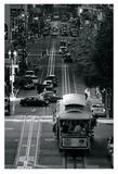 Streets of San Francisco Affiches par Sabri Irmak