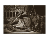 TC's Boots and Yuma Spurs Prints by Barry Hart