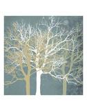 Tranquil Trees Plakater af Erin Clark