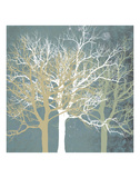 Tranquil Trees Posters por Erin Clark
