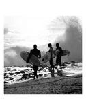 Surfers Láminas por Harold Silverman