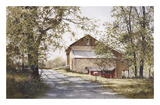 The Road Home Prints by Ray Hendershot