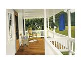 The Porch Kunst af Kathleen Green