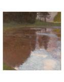Tranquil Pond Posters por Gustav Klimt