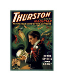 Thurston the Great Magician Plakater av  Vintage Reproduction