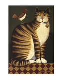 Temptation I (Cat) Prints by Diane Ulmer Pedersen