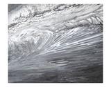 Underwater Turbulance Kunst av Margaret Juul