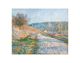 The Road to Vétheuil, 1879 Posters by Claude Monet