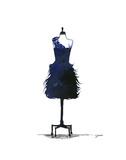The Midnight Dress Posters par Jessica Durrant