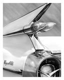 White Cadillac Affiche par Richard James