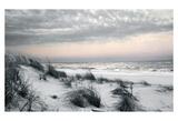 Warm Skies Lámina por Harold Silverman