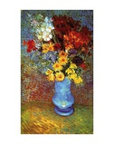 Vase With Anemone Pôsteres por Vincent van Gogh