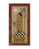 Welcome Home Láminas por Erin Clark