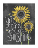 You Are My Sunshine Stampe di LLC., Lily & Val