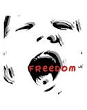Libertà Poster di Erin Clark