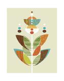 Flower Pop 1 Poster von Linda Ketelhut