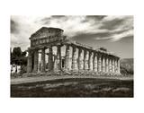 Greek Temple Affiches par Chris Bliss