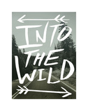 Into the Wild II Poster di Leah Flores