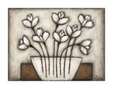 Allegro de fleurs Affiches par Eve Shpritser