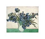 Iris Giclée-tryk af Vincent van Gogh