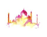 India Dreams Affiches par Jessica Durrant