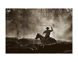 Lost Canyon Roundup Prints by Barry Hart