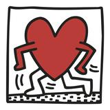 KH04 Poster van Keith Haring
